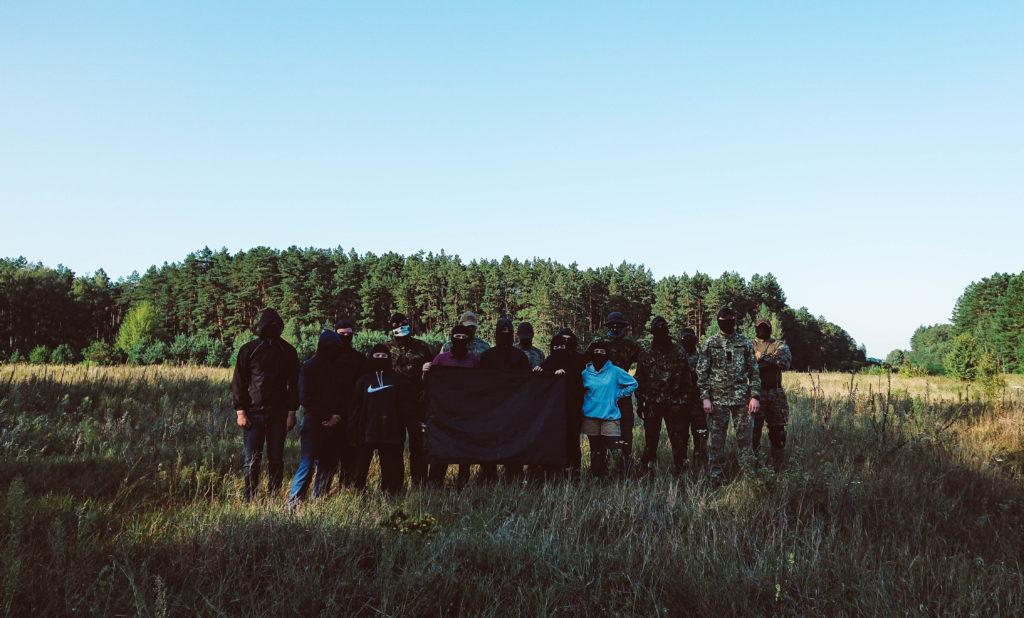 Табір анархіств 2019
