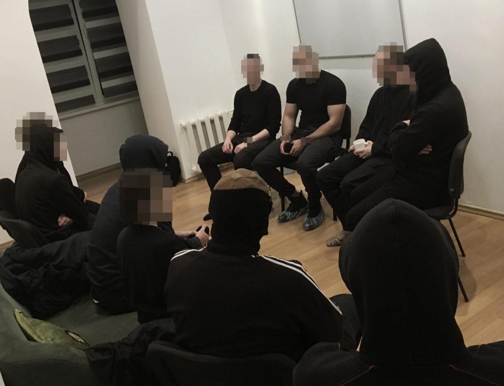 анархісти лекція